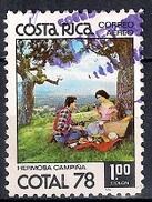 (A) Costa Rica 1978 - Airmail - The 21st Congress Of Confederation Of Latin American Tourist Organizations - Costa Rica