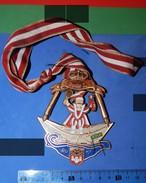 Huge ''Schutz'' Medal: BODO I 2007. - Voile