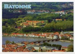 BAYONNE - 64 - PAYS BASQUE - La Citadelle, La Gare Et Le Quartier Saint Etienne - Bayonne