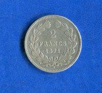 2  Fr 1871 K   Sans  Legende - France
