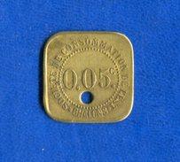 Chalons  51   1886  0.05  Cents - Monetari / Di Necessità
