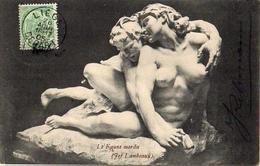 Sculpture 53, Jef Lambeaux Le Faune Mordu (femme Nue - Sculptures