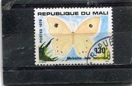 MALI. 1979. SCOTT 350. MELANITIS LEDA SATYRIDAE - Mali (1959-...)
