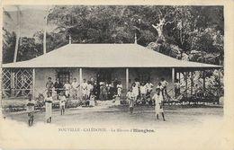 Nouvelle Calédonie - La Mission D'Hienghen (ou De Hienghène à Ouaré) - Carte Non Circulée - Nuova Caledonia