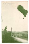 AVIONS . Les Grandes Manoeuvres . Ballon D'Observation . Manoeuvre De Franchissement . Dirigeable - Réf. N°877 - - Zeppeline