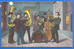 Fantaisie; Geburtstag; Musik; Orchester - Music And Musicians