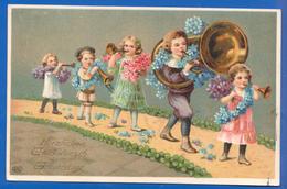 Fantaisie; Geburtstag; Kinder; Musik; Orchester; 1911 - Geburtstag
