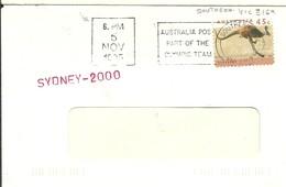 POSTMARKET  AUSTRALIA - Zomer 2000: Sydney