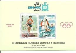 CINDERELLA ESPAÑA - Verano 1980: Moscu