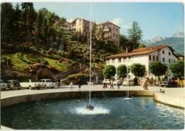 RECOARO TERME  VICENZA  Piazzale Duca D'Aosta Con Seggiovia  Auto - Vicenza