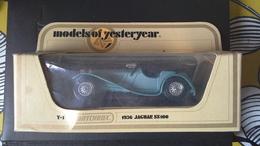 "Matchbox "" Models Of Yesteryear"" Y-1 1936 Jaguar SS-100 - Andere Sammlungen"