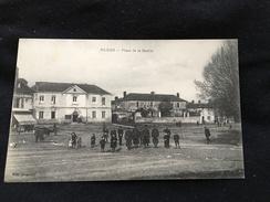 Place De La Mairie NEXON - Frankrijk