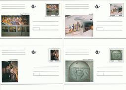 YY109 -14 Cartes Postales METRO - COB 77.50 EUR - Etat Neuf - Enteros Postales