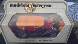 """Matchbox """" Models Of Yesteryear""""  Y-9 Simplex - 50 1912 - Andere Sammlungen"""