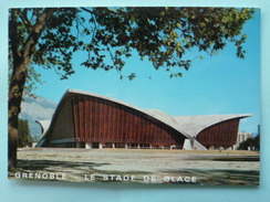 V08-B-dep.38-isère-- Grenoble-le Stade De Glace-demartini-junillon Arch.- - Grenoble