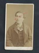 CDV CARTE DE VISITE M. PIERRE BERRY PHOTO C. LEBERT PARIS 21 RUE DE SEVRES : - Visiting Cards