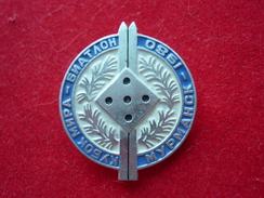 Biathlon World Cup 1980 Murmansk USSR Pin - Biathlon