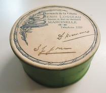 Boite Pharmacie  Marcinelle  1900 - Boîtes/Coffrets