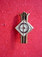 Soviet Biathlon USSR Pin - Biathlon