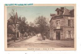 Felletin-Avenue De La Gare--café Maizonnet (B.8213) - Felletin