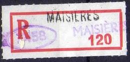 Vignette Recommandé Maisières - Documents De La Poste