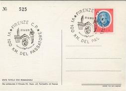 ITALIA - CORSA A PIEDI CLASSICA - 100 KM DEL PASSATORE - FIRENZE-FAENZA - Atletica