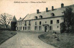 AUMALE CHATEAU DU BOIS ROBIN - Aumale