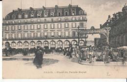 Dep  75 - Paris -  Place Du Palais Royal - Carte Précurseur  : Achat Immédiat - Francia