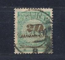Duitse Rijk/German Empire/Empire Allemand/Deutsche Reich 1923 Mi: 329AW Yt: 324 (Gebr/used/obl/o)(1913) - Duitsland