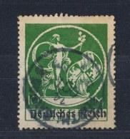 Duitse Rijk/German Empire/Empire Allemand/Deutsche Reich 1920 Mi: 137 Yt:  (Gebr/used/obl/o)(1914) - Duitsland