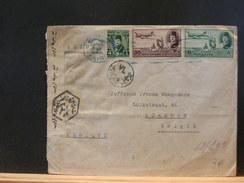 68/109     LETTRE  POUR LA BELG. CENSURE - Covers & Documents