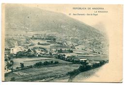 BTPYS Andorre, LLa Massana En Dos Non Divisé Carte Pas Courante, N°27  José Claverol - Andorra