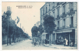95 - SARCELLES - Boulevard De La Gare - Boulangerie - Sarcelles