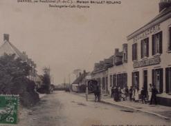 Dannes Par Neufchatel - Maison Baillet - Roland Boulangerie Café épicerie. Animée. - France