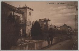 Aubonne - Le Poyet - Photo: R.E. Chapallaz No. 229B - VD Vaud