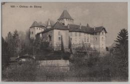 Chateau De Blonay - Phototypie No. 1861 - VD Vaud