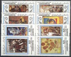 1983 MI-NR. 1154/61 ** MNH - Libya