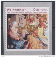 """Österreich 2016: """"Weihnachten-Der Holde Knabe"""" Postfrisch (siehe Foto/Scan) - 1945-.... 2. Republik"""