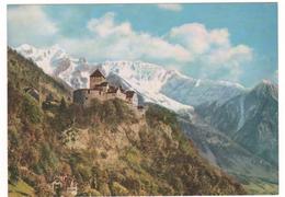 Principauté Du Liechtenstein. Château Vaduz. - Liechtenstein