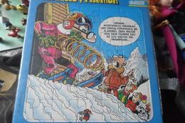 Mortadelo Filemon Mort Phil Ibañez Puzzle - Puzzle Games