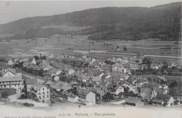 VALLORBE → Vue Générale, Ca.1900 - JU Jura