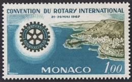 MONACO 1967 N° 726 NEUF  ** - Nuovi