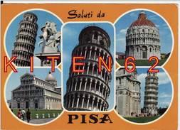 Saluti Da Pisa.- 5 Vues. - Pisa