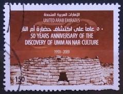 EMIRATOS ARABES UNIDOS 2009 The 50t Anniversary Of The Discovery Of The Umm-an-Nar Culture. USADO - USED. - Emiratos Árabes Unidos