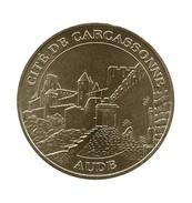 Monnaie De Paris 11.Carcassonne - La Porte D´Aude 2004