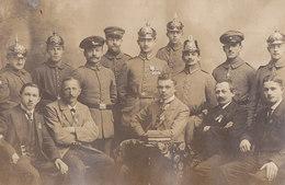 Foto Freising Bayern Jäger Bataillon Tschako Deutscher Soldat 1.Weltkrieg - Guerre, Militaire