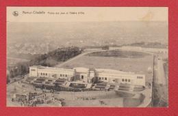 Namur  - Citadelle  -- Plalne Des Jeux - Namur