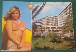 IBIZA - HOTEL ALGARB - TOPLESS - NUDO - Ibiza