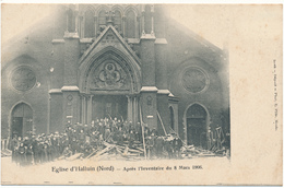 HALLUIN - Après L'Inventaire Du 8 Mars 1906 - Sonstige Gemeinden