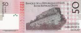HAITI P. 274c 50 G 2010 UNC - Haiti